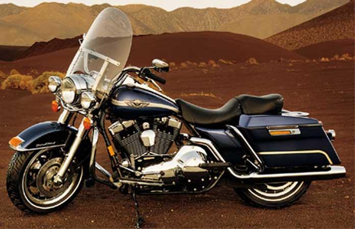 ams motorsykkel