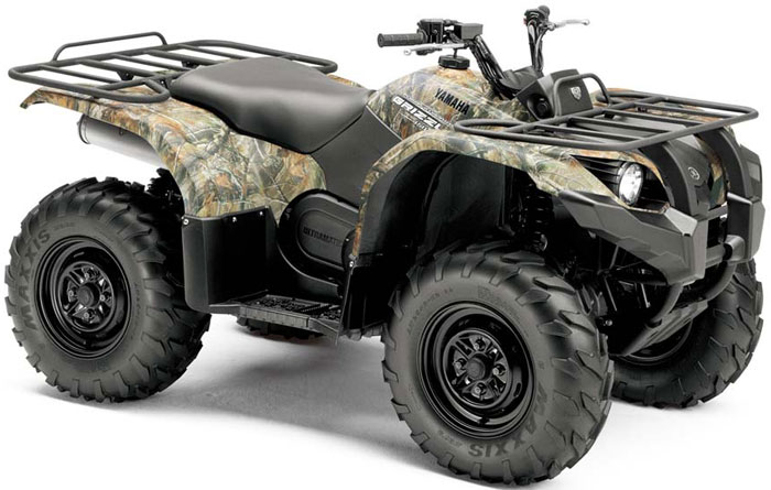 Yamaha Grizzly Eps Or No Eps